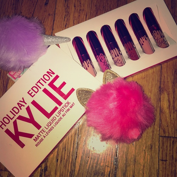 Kylie Cosmetics Other - 💄 Limited edition Kylie Holiday set 👄